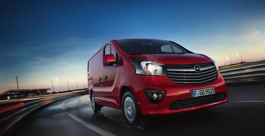 Opel Vivaro Kastenwagen
