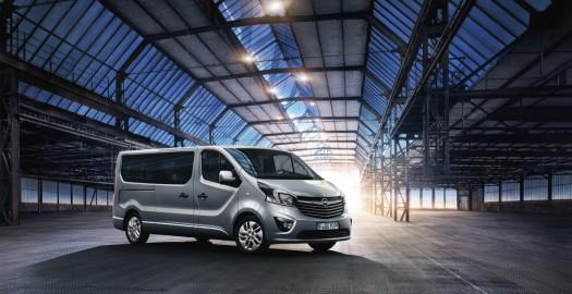 Opel Vivaro 9-Sitzer